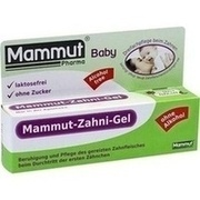 MAMMUT Baby Zahni Gel
