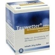 TAUWETTER SALBE Neu