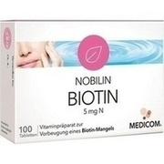 NOBILIN Biotin 5 mg N Tabletten