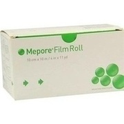 MEPORE Film Roll Verband 10 cmx10 m