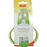 NUK First Choice Trinklernfl.150ml PP Silik.Tül