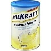 MILKRAFT Trinkmahlzeit Vanille Pulver