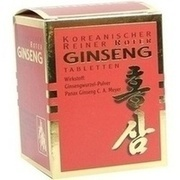 ROTER GINSENG 300 mg Tabletten