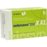 SELENASE 200 XXL Tabletten