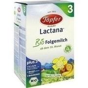 TÖPFER Lactana Bio 3 Pulver