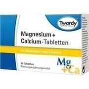 MAGNESIUM+CALCIUM Tabletten