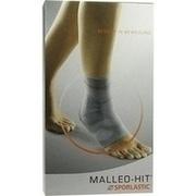 MALLEO-HIT Sprunggelenkbandage Gr.3 platinum 07074