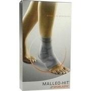 MALLEO-HIT Sprunggelenkbandage Gr.5 platinum 07074