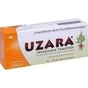 UZARA 40 mg überzogene Tabletten