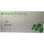 MEPILEX Border Ag Schaumverb.10x30 cm steril