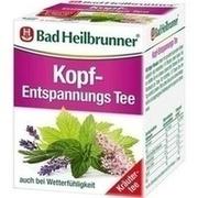 BAD HEILBRUNNER Kopf-Entspannungstee Filterbeutel
