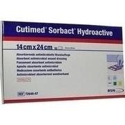 CUTIMED Sorbact Hydroactive Kompressen 14x24 cm