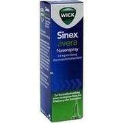 WICK Sinex Avera Dosierspray