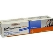 NAC-ratiopharm akut 600 mg Hustenlöser Brauseta