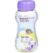 NUTRINIDRINK MultiFibre Vanillegeschmack
