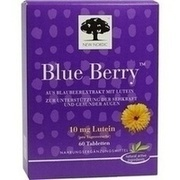 BLUE BERRY Tabletten