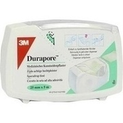 DURAPORE Silkpflaster 2,5 cmx5 m Rolle