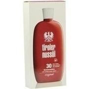 TIROLER NUSSÖL orig.Sonnenmilch wasserf.LSF 30