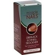 MIRACLE Nails Überlack Schnelltrockner