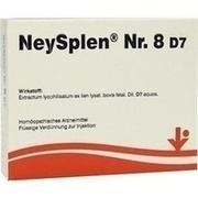 NEYSPLEN Nr.8 D 7 Ampullen