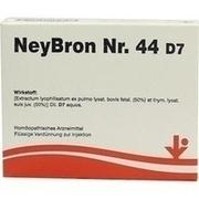 NEYBRON Nr.44 D 7 Ampullen