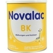 NOVALAC BK Spezialnahr.b.Bläh.u.Koliken 0-12 M.