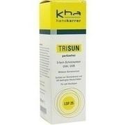 TRISUN Sonnenschutzgel LSF 25 parfümfrei