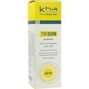 TRISUN Sonnenschutzgel LSF 50+ parfümfrei