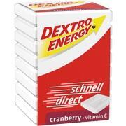 DEXTRO ENERGY Cranberry lim.edition