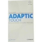 ADAPTIC Touch 5x7,6 cm nichthaft.Sil.Wundauflage
