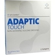 ADAPTIC Touch 12,7x15 cm nichthaft.Sil.Wundauflage