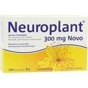 NEUROPLANT 300 mg Novo Filmtabletten
