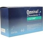 OMNIVAL orthomolekul.2OH vital 30 TP Gran.+Kaps.