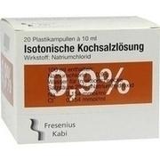 KOCHSALZLÖSUNG 0,9% Pl.Fresenius Injektionslsg.