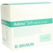 ASKINA Soft Wundverband 5x9 cm steril