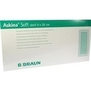 ASKINA Soft Wundverband 9x20 cm steril