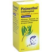 PINIMENTHOL Erkältungsbad f.Kinder ab 2 Jahren