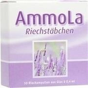 AMMOLA Riechstäbchen Riechampullen