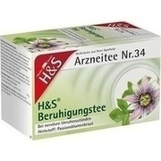 H&S Beruhigungstee Filterbeutel
