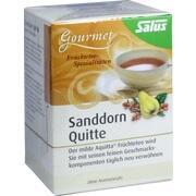 SANDDORN QUITTE Salus Filterbeutel