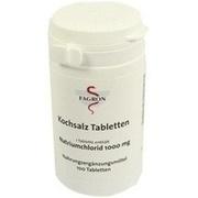 KOCHSALZ 1000 mg Tabletten