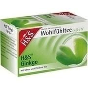 H&S Ginkgo Kräutermischung Filterbeutel