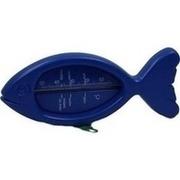 BADETHERMOMETER Fisch blau