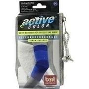 BORT ActiveColor Ellenbogenbandage medium blau