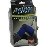 BORT ActiveColor Kniebandage x-large blau