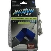 BORT ActiveColor Kniebandage medium blau
