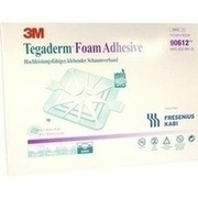 TEGADERM Foam Adhesive FK 14,3x14,3 cm 90612