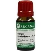 AURUM MURIATICUM LM 6 Dilution