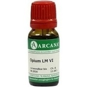 OPIUM LM 6 Dilution