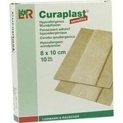 CURAPLAST Wundschnellverb.sensitiv 8x10 cm 1 m
